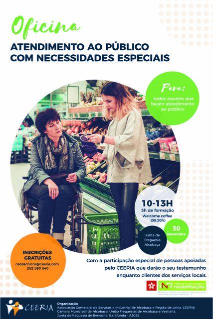 ceeria.com - 3ª edição do Workshop Comunidade Acessível e Inclusiva, Oficina